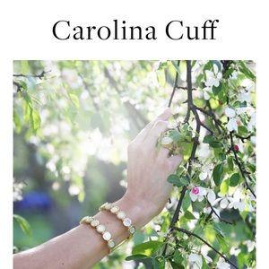 Carolina Cuff by Ashley McCormick